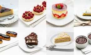 Pâtisserie sans gluten ni lait