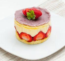 fraisiers sans gluten ni lait