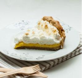tarte au citron meringuée sans gluten ni lait