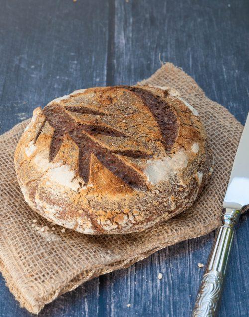 magnifique pain sans gluten